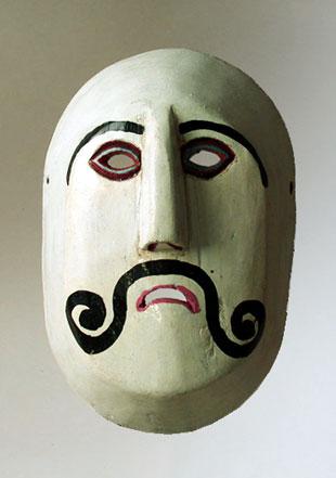 A Month of Masks -Art Masks (6/6)