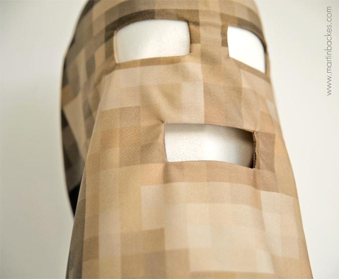 Martin Backes's Limited Edition Pixelhead Masks